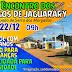 14º Encontro dos Amigos de Jaguarari acontece neste domingo (22)