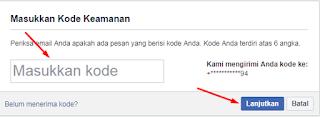 cara membuka facebook lupa kata sandi tanpa email Cara Membuka Facebook Yang Lupa Kata Sandi Tanpa Email