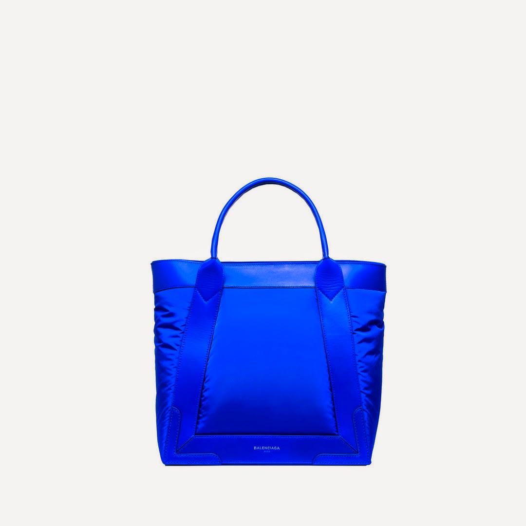 Balenciaga's Nylon Bags Collection!
