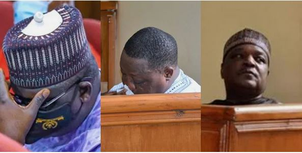 Maina, Dariya - Check Out Top Nigerian Personalities Who Spent Christmas In Prison #Arewapublisize