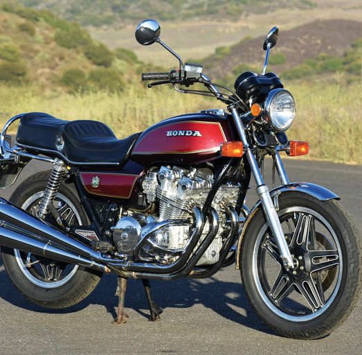 Honda CB750K Average Mileage ✧ Per Liter, Kmpl & More