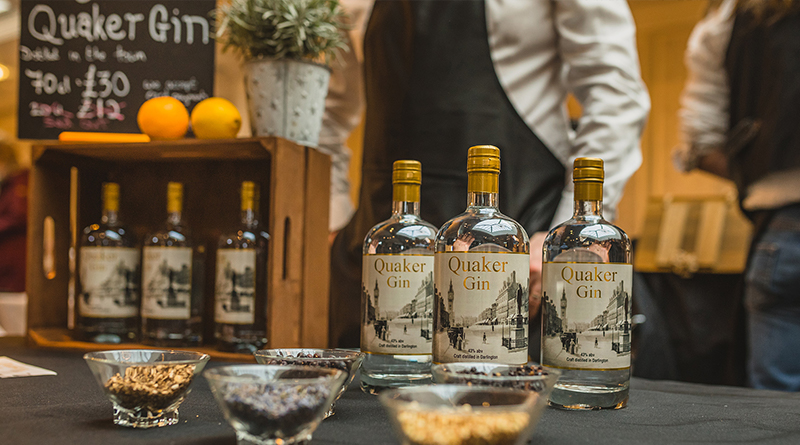 Gin, Wine & Beer Schools will be available to partake in at this years Festival of Food at Rockliffe Hall