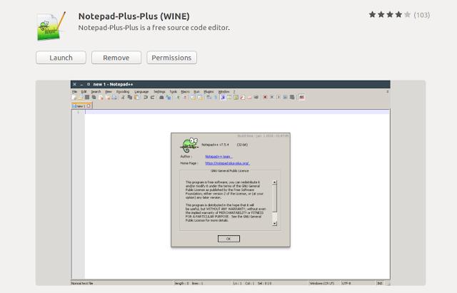 Proses Instalasi Notepad++