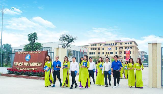 Tuyển sinh Văn bằng 2 Ngành Luật - Đại học Thái Nguyên năm 2020
