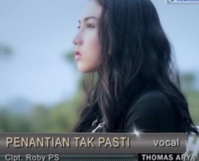Lirik Lagu Pof Malaysia Thomas Arya - Penantian Tak Pasti
