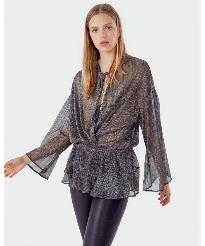 Blusas de moda invierno 2020.