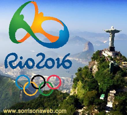Olimpíadas Rio 2016 - Sorriso na Web