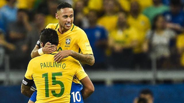 Neymar Berharap Barca Bisa Datangkan Paulinho