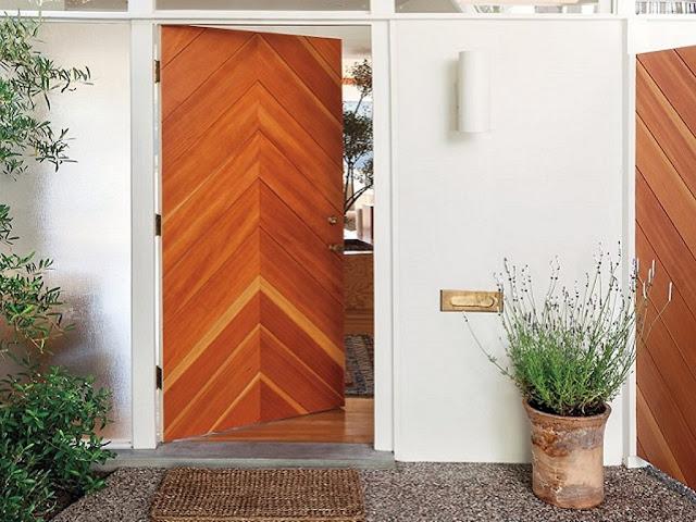model pintu ayun