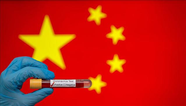 Documento cinese che discute l'armamento dei coronavirus