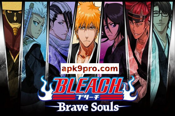 BLEACH Brave Souls 9.5.1 Apk + Mod File size 64 MB for android