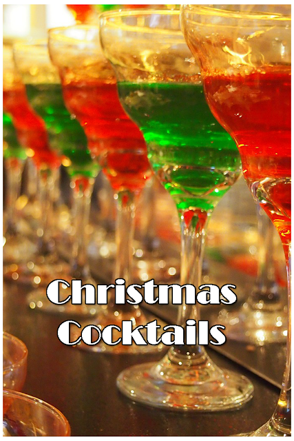 Check out the great selection of Christmas Cocktails at Dream Cocktails.