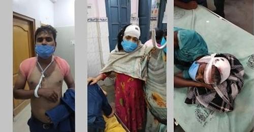 """Pastor deficiente e esposa que servem os """"intocáveis"""" são espancados por hindus na Índia"""