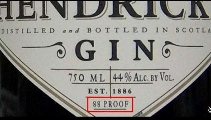 Proof | British Proof | American Proof