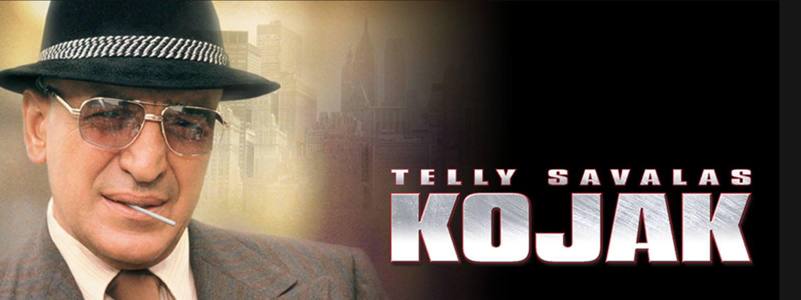 Falando em Série: KOJAK (1973)