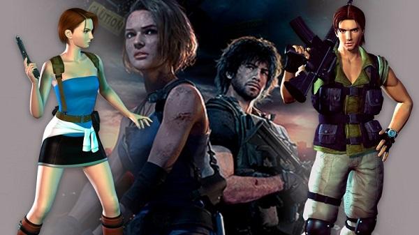 تسريب صورة جديدة من داخل Resident Evil 3 Remake و شخصية Jill Valentine لأول مرة