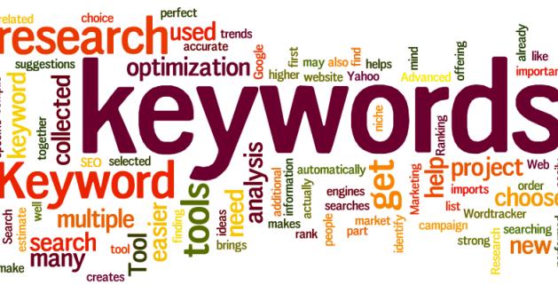 keyword popular