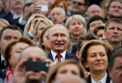Will Russian President Putin Run For The Presidency Again In 2018?