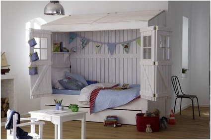 Ideas for decorating boys rooms