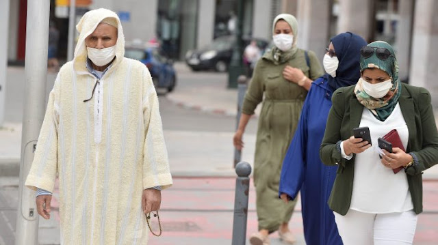agadirpress  كوفيد -19 / المغرب: 69 حالة وفاة في 24 و 984 حالة خطيرة  جريدة أكادير بريس