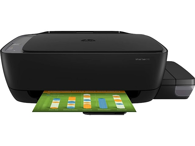 HP Ink tank 310 Driver Download for Windows 7,8,8.1,10 & Mac