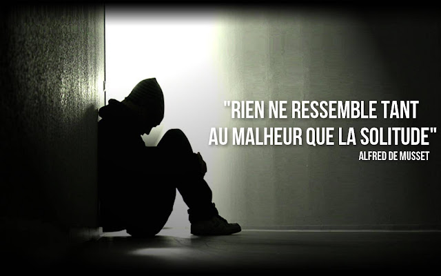 citation sur la solitude