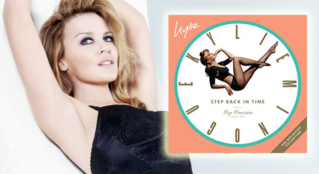 Kylie Minogue - Step Back in Time The Definitive Collection