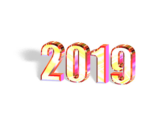 new year 4k images happy new year 2019 3d png images
