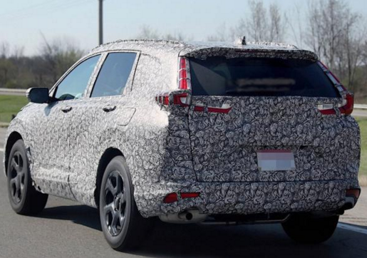 2018 Honda CR-V Redesign and Specs