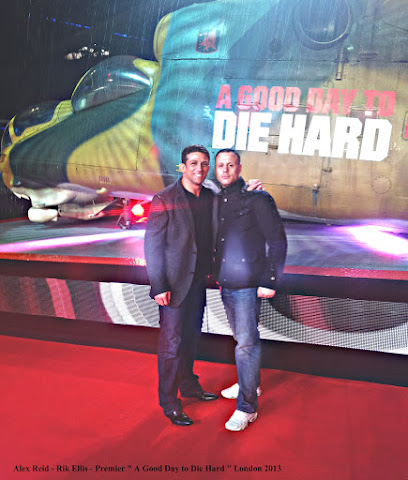 Premier `A Good Day to Die Hard`