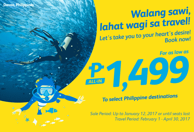 Cebu Pacific Booking Ticket Promo
