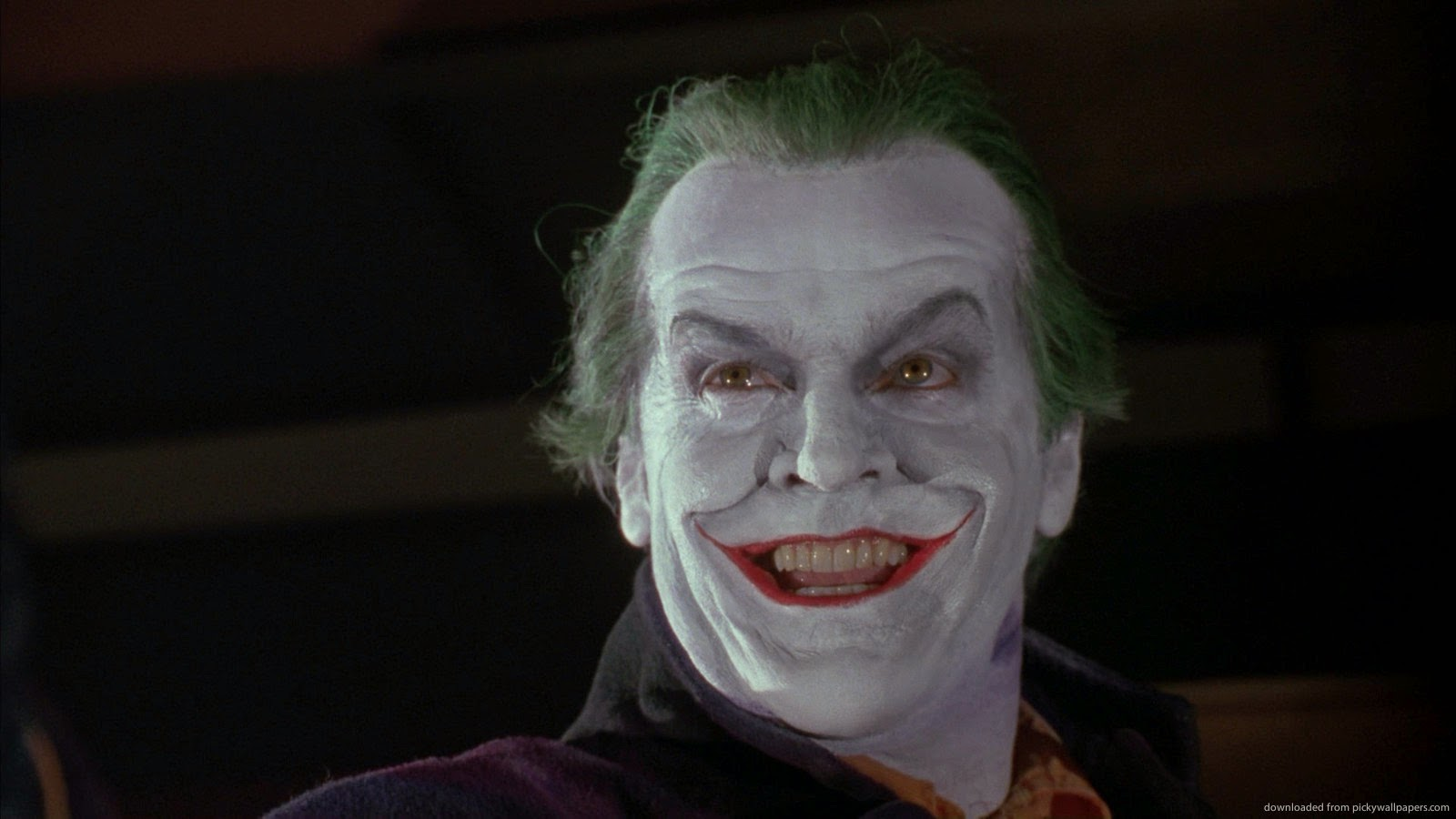 Jack Nicholson as The Joker in 1989's Batman