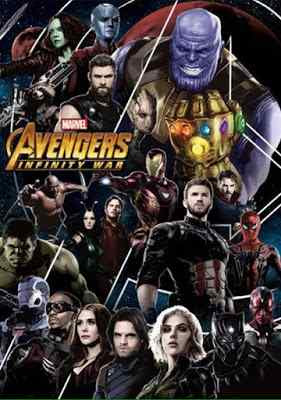 Avengers Infinity War Full Movie Watch Online In HD