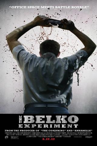 The Belco Experiment [2016] [DVDR] [NTSC] [Subtitulado]