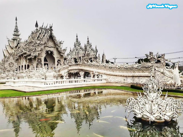 White Templo Chiang Rai