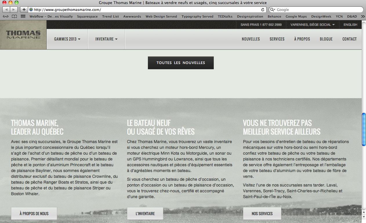 Quinta de Agriboa - Website start to finish
