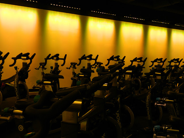 guitar center professional, wheelpower, fitness center, indoor cycling, audio, video, lighting