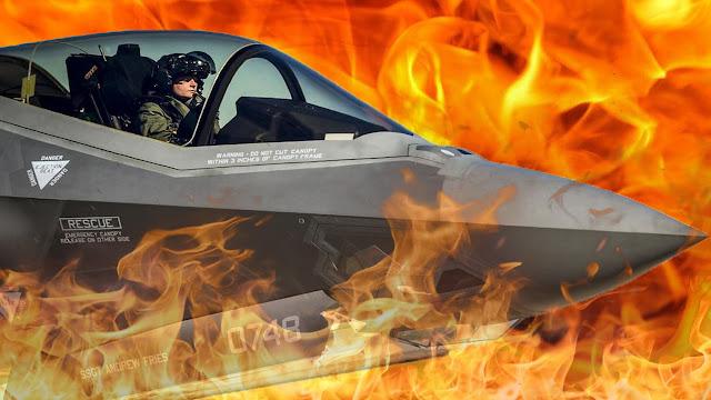 F-35, militer, Sukhoi SU-35,