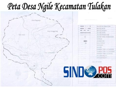 Profil Desa & Kelurahan, Desa Ngile Kecamatan Tulakan Kabupaten Pacitan