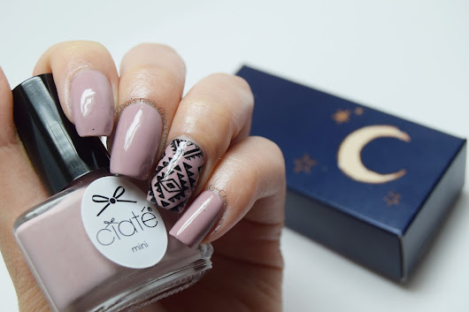 Choi's nails: Ciate Iced Frappe