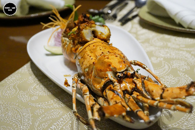 Bhatti da lobster @ The New Menu @ Paranda | Vivanta By Taj - Yeshwantpur | Bangalore