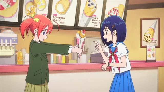 Flip Flappers Episode 7 Sub indo
