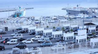 بسبب كورونا.. المغرب يقرر إلغاء الرحلات البحرية القادمة من إسبانيا