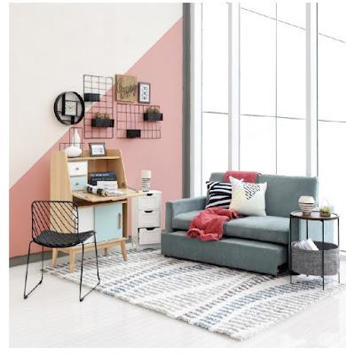 yuk, dekorasi ruang tamu dengan produk hunian dari informa