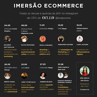 Ozllo promove imersão e-commerce