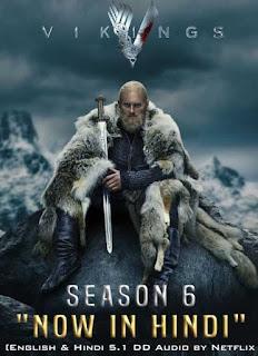 Vikings Season 6 All Episodes In Hindi Dual Audio 480p WEB-DL