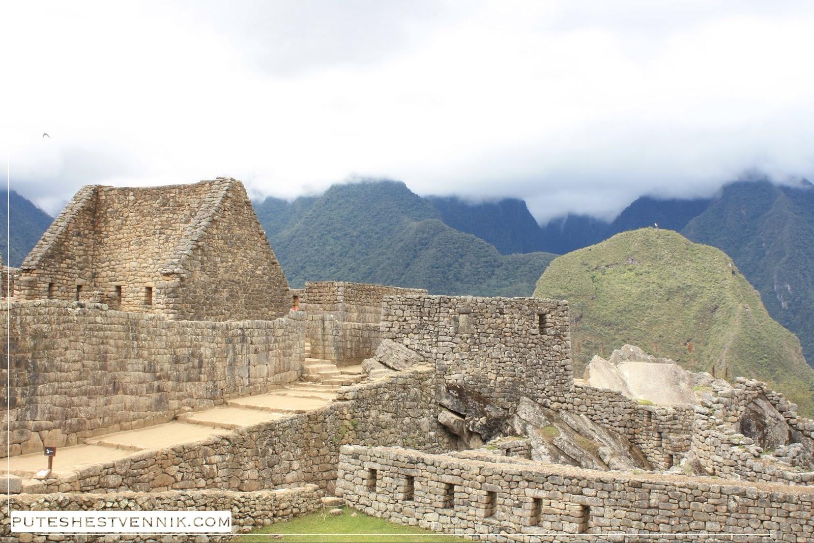 Каменные сооружения инков