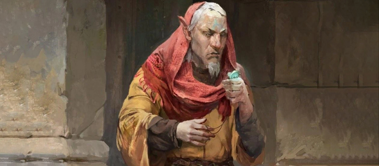 Where to find the Storyteller in all chapters of Pathfinder: Wrath of the Righteous. How to get Storyteller's Notes in the Gray Garrison