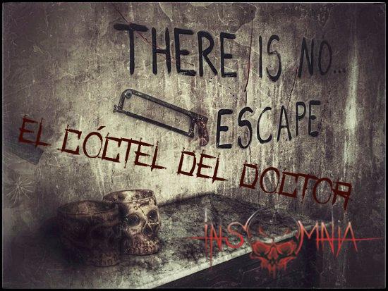 El Coctel del Doctor - Stranger Girls room escapers
