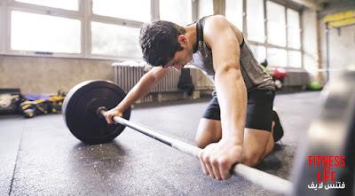 لماذا لم تعد عضلاتك تزداد حجمها تعرف علي الاسباب